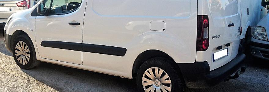 aménagements utilitaire Citroën
